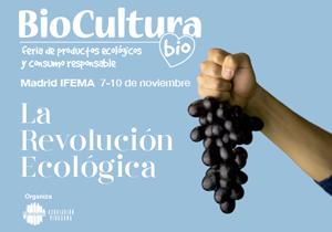 Biocultura Madrid 2019